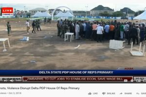 Channels TV Original video of Delta House of Reps electoral violence